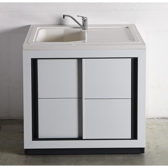 composite vendee 900 x 600 mm boutique pro carea sanitaire. Black Bedroom Furniture Sets. Home Design Ideas